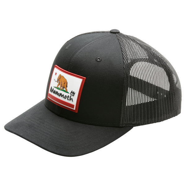 Cali Flag Snap Back