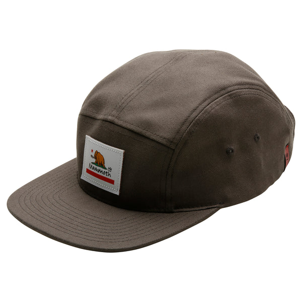Cali Flag 5 Herringbone Panel Hat