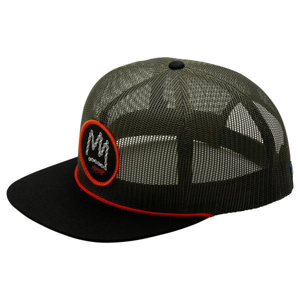 Linked Mesh Hat