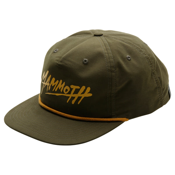 Mammoth Grandpa Snap Back