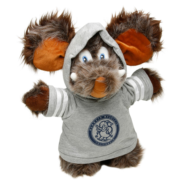 Woolly With Hoodie Limited Edition Plush