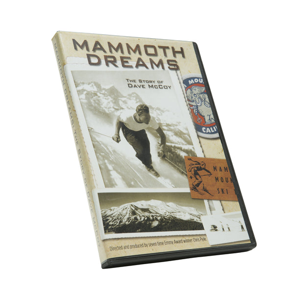 Mammoth Dreams DVD