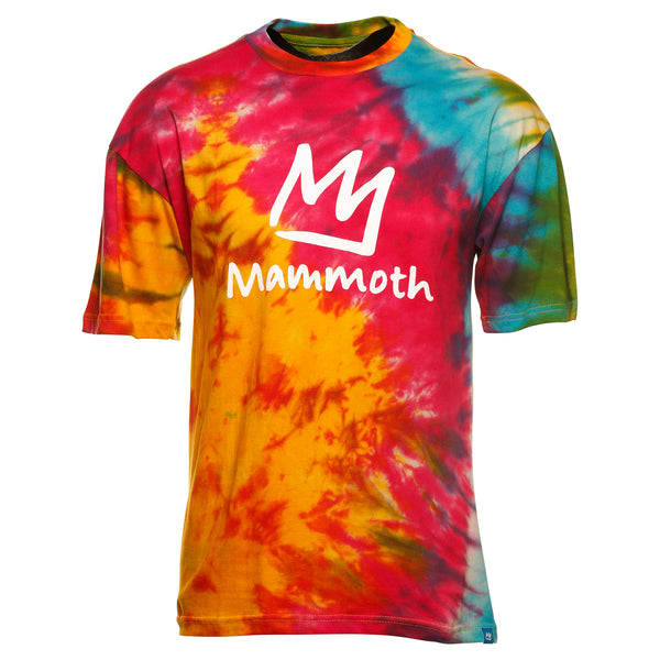 Tie Dye Youth Short Sleeve T-shirt