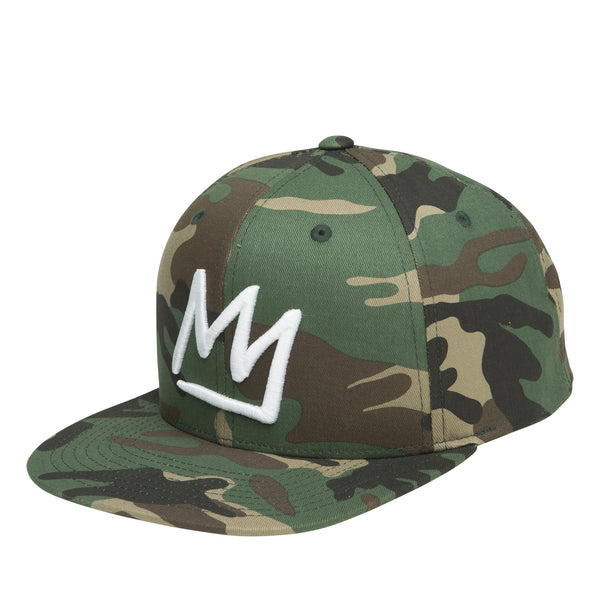 Snap Back Hat Mammoth Crown