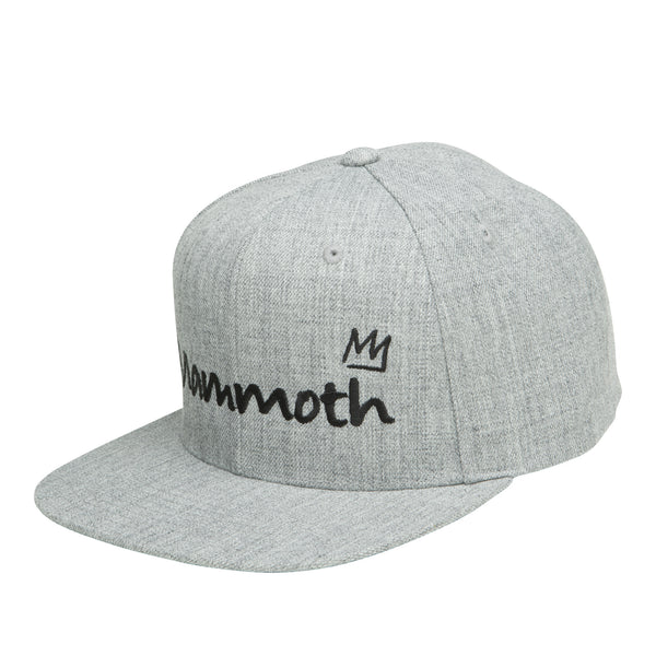 Snap Back Hat Mammoth Script