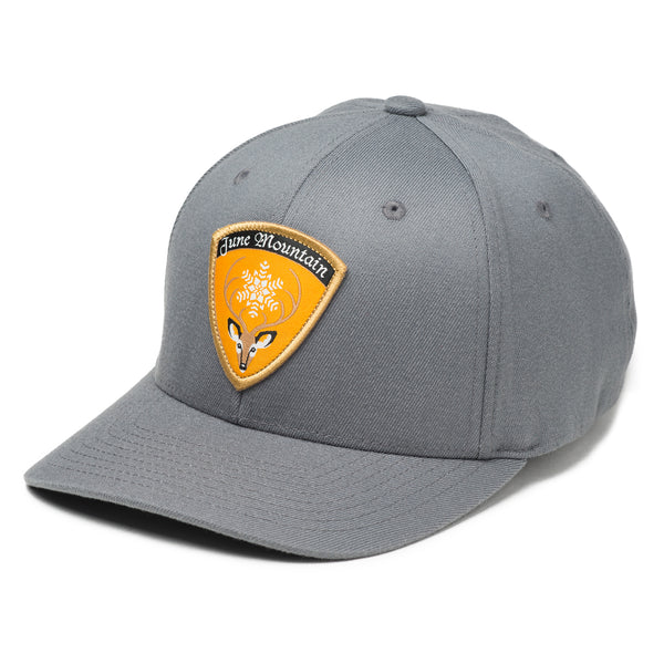 June Shield Patch Hat