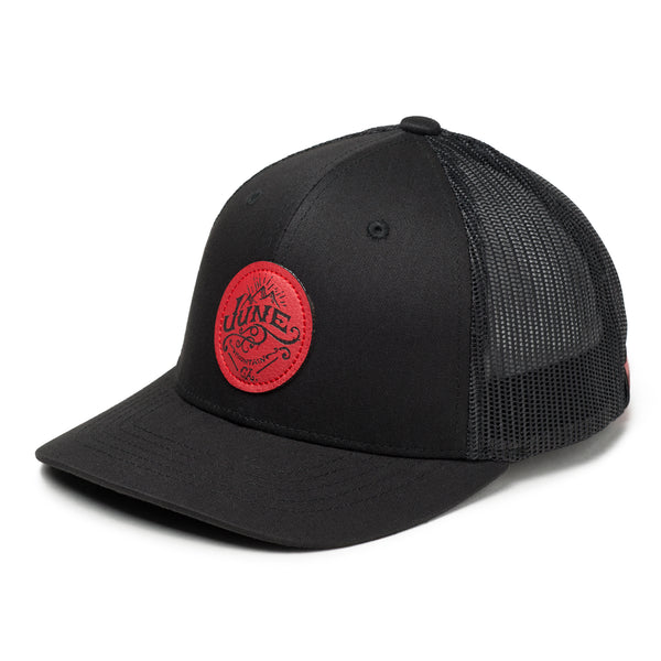 June Peaks Youth Trucker Hat