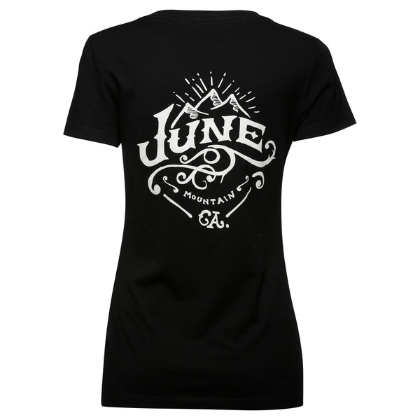 June Peaks Women's T-Shirt