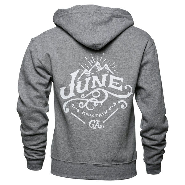 June Peaks Youth Zip Hoodie