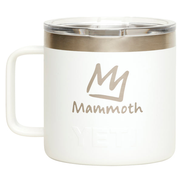 Crown Yeti 14 oz Rumbler Mug