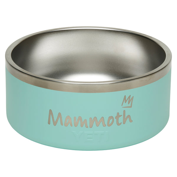Mammoth Yeti Boomer 8 X Dog Bowl