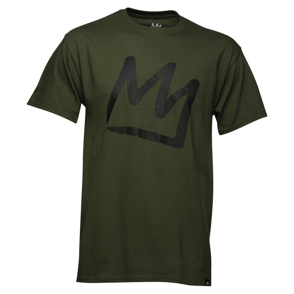 Adult Crown Short Sleeve T-Shirt