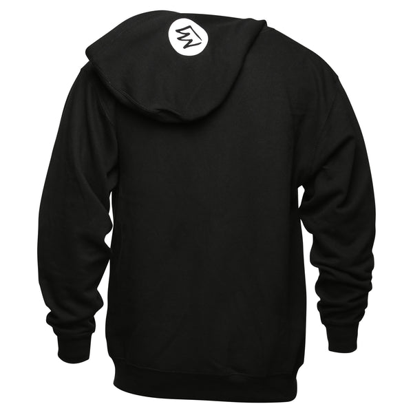 Adult Crown Zip Sweatshirt