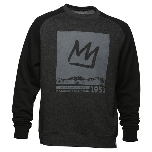Crown Adult Crew Neck Sweatshirt