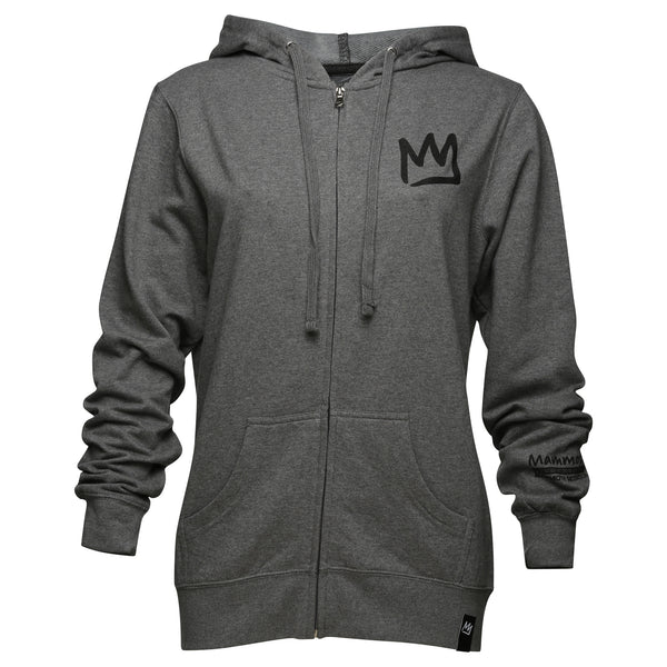 Women's Crown Zip Sweatshirt