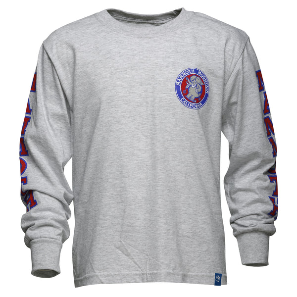 Skiing Woolly Youth  Long Sleeve T-Shirt
