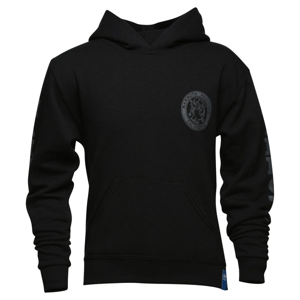 Youth Skiing Woolly Sweatshirt