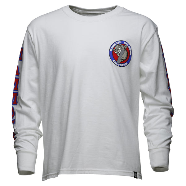 Snowboard Woolly Youth Long Sleeve T-Shirt (Discontinued Colors)