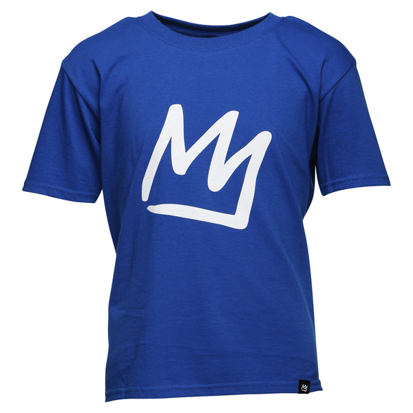 Youth Crown Short Sleeve T-Shirt