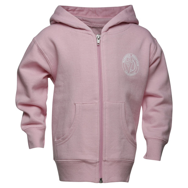 Snowboard Woolly Infant  Zip Sweatshirt