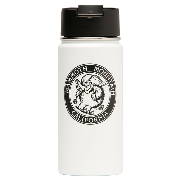 Ski Woolly Hydro Flask 16OZ Wide Mouth