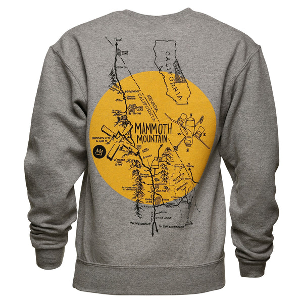 Landmark Youth Crew Neck Sweatshirt