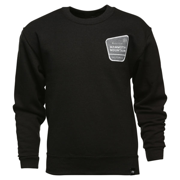 Youth Landmark Crew Neck Sweatshirt