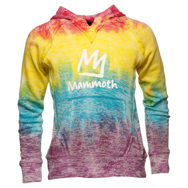 Tie Dye Courtney Girls Hoodie