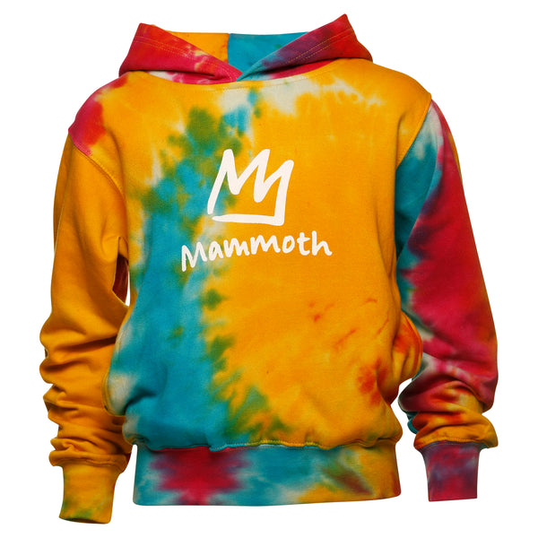 Classic Tie-Dye Youth Hoodie