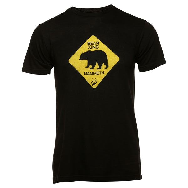 Bear X-ing Adult T-Shirt