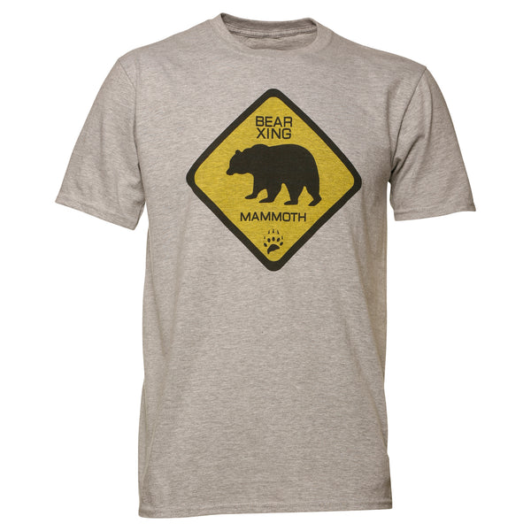 Bear Crossing Adult T-Shirt