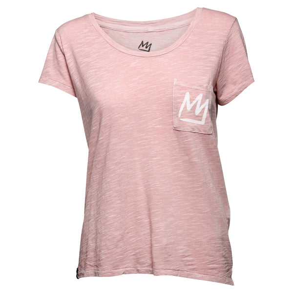 Minaret Women's Pocket T-Shirt