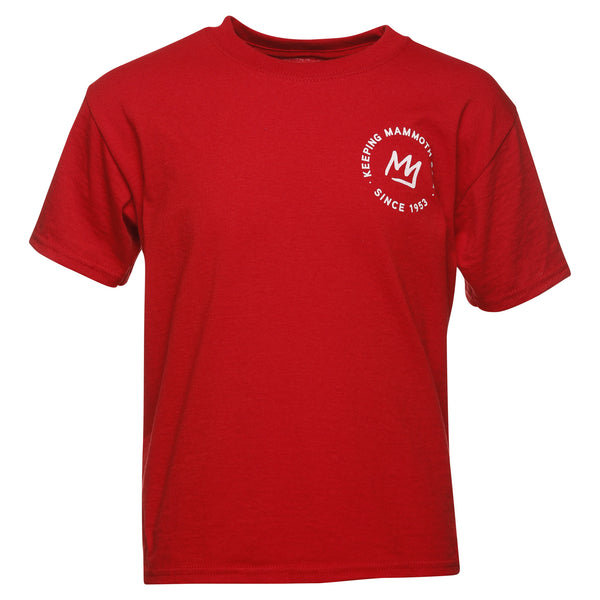 Avalanche Youth Short Sleeve T-Shirt