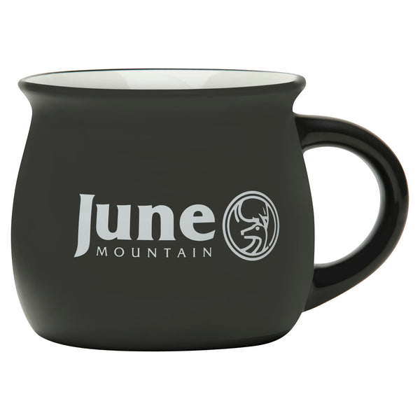 June Mtn Belly Mug