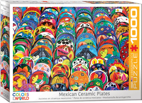 Mexican Plates Puzzle
