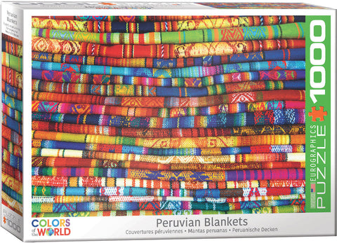 Peruvian Blankets Puzzle