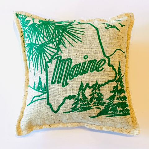 Maine Balsam Pillow