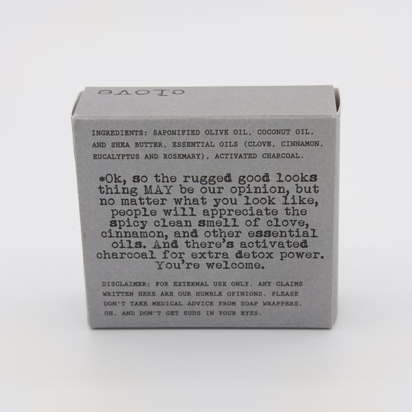 Rugged Good Looks Soap