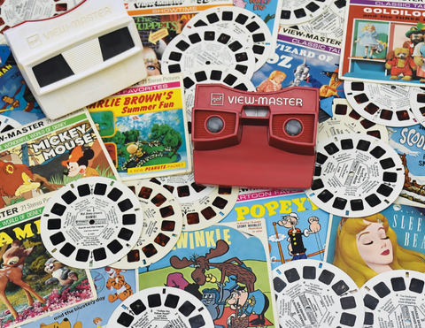 Viewmaster 500 Pieces Puzzle
