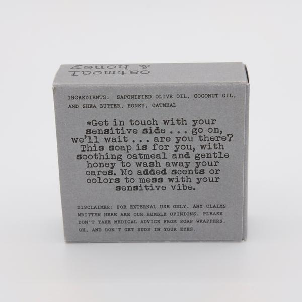 Sensitive Guy Soap