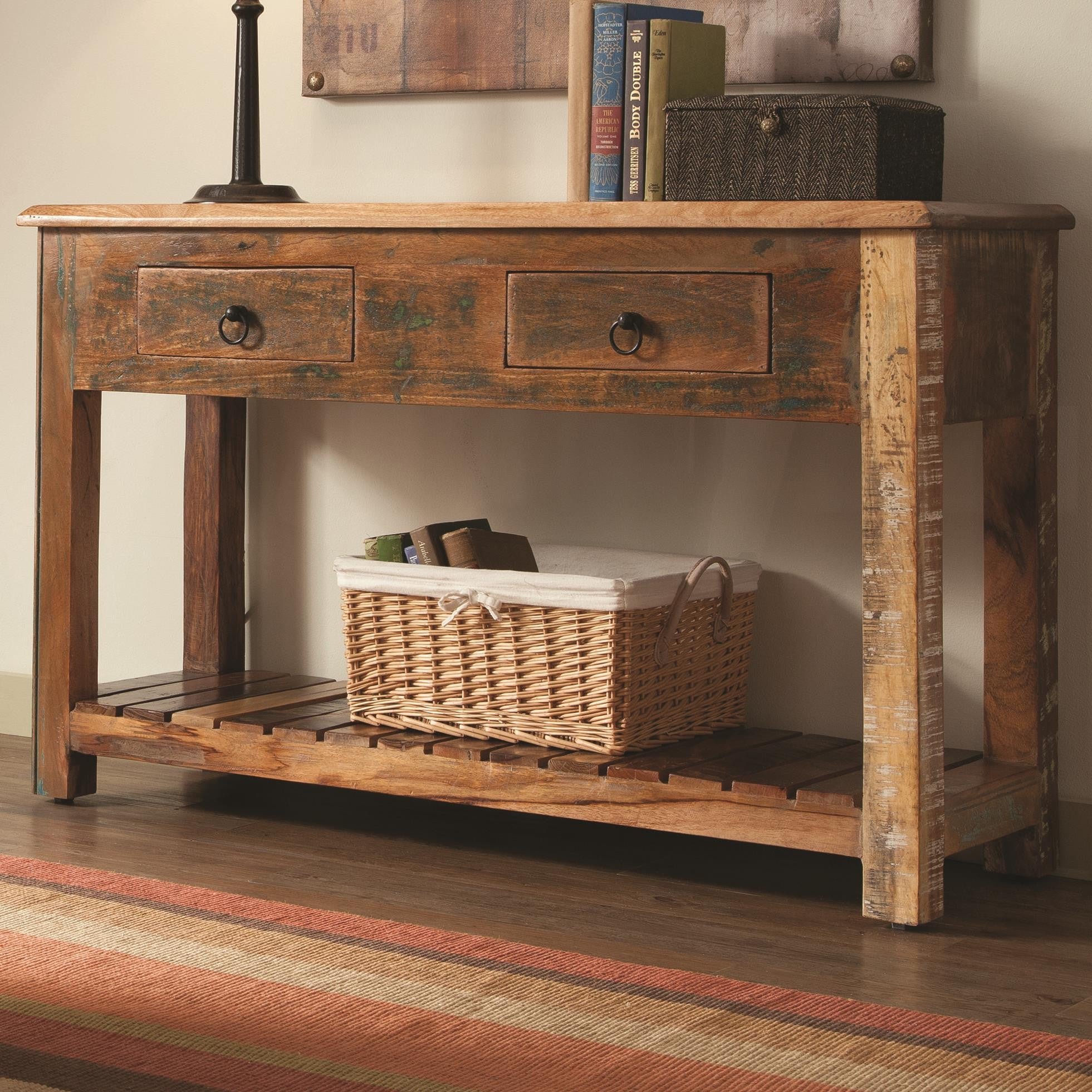 rustic console table w drawers columbia sc  carolina mattress - rustic console table w drawers