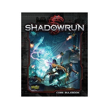 Shadowrun 5th Edition Core Book