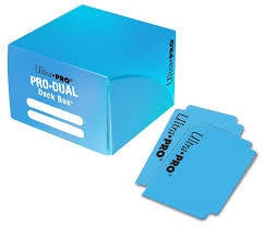 Ultra Pro Pro-Dual Deck Box: Light Blue
