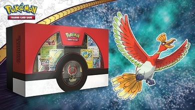 Pokemon Shining Legends Super Premium Collection: Ho-Oh