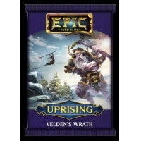 Epic Card Game Uprising: Velden's Wrath
