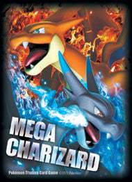 Pokemon Card Sleeves: Charizard X&Y