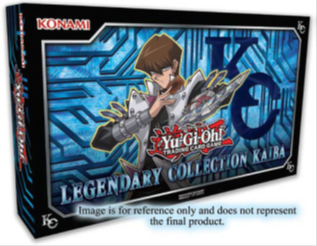 Yu Gi Oh Legendary Collection Kaiba [Pre-Order 03/09/18]