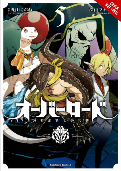Overlord GN Vol 05