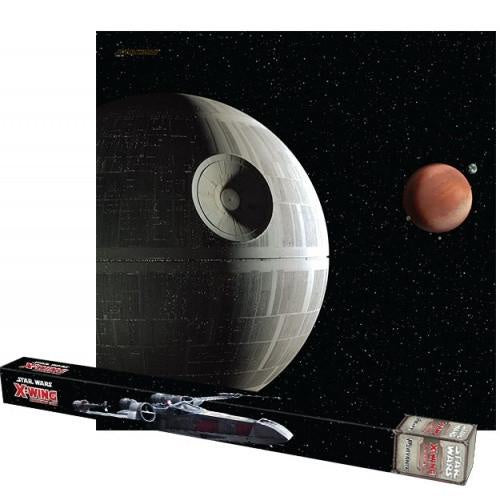 Star Wars X-Wing: Death Star Assault Playmat