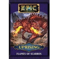 Epic Card Game Uprising: Flames of Scorros